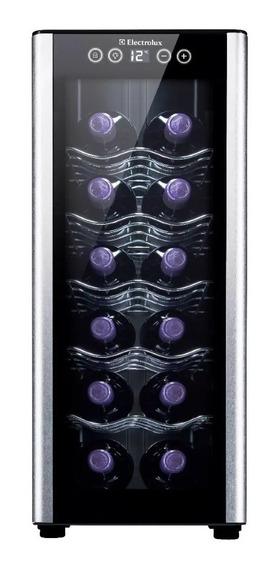 Cava De Vino Electrolux Erw125xamb 12 Botellas
