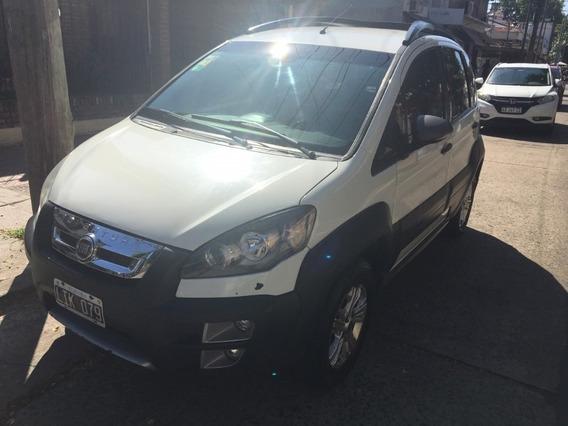 Fiat Idea Adventure 2012 1.6 Full