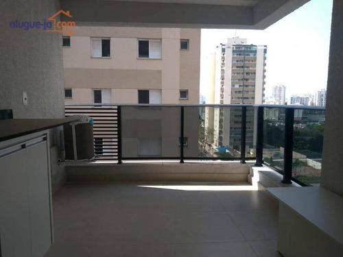 Apartamento Para Alugar, 36 M² Por R$ 2.000,00/mês - Jardim Aquarius - São José Dos Campos/sp - Ap10330
