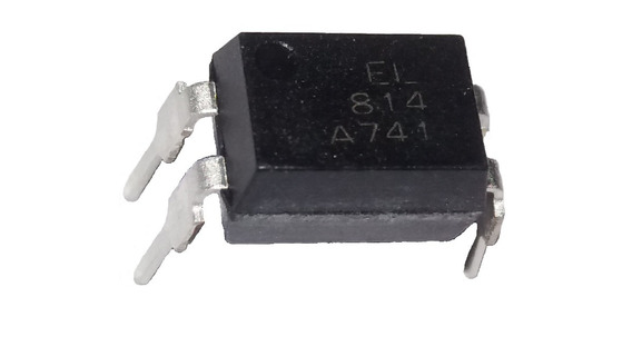 Optoacoplador El814 Dip-4 - 10 Pçs