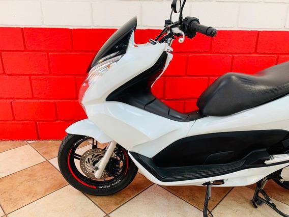 Honda Pcx 150 - 2015 - Branca - Financiamos - Km 40.000