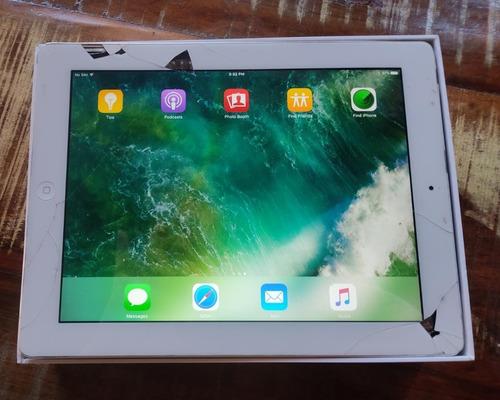 Vendo iPad 4 Com A Tela Quebrada!