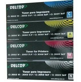 Tóner Delcop 3009/3005 Negro