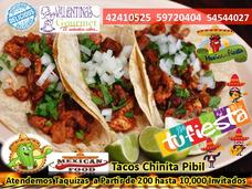 Tacos A Domicilio Para Fiestas Taqueria Para Eventos