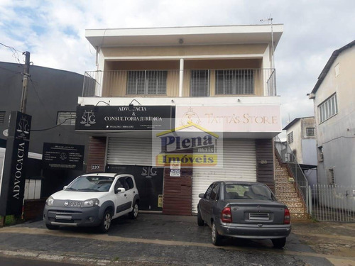 Sobrado Com 2 Dormitórios Para Alugar, 250 M² - Vila São Francisco - Hortolândia/sp - So0918