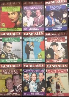 Musicales De Película. Colección 9 Dvd