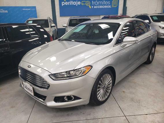 Ford Fusion Titanium 2.0 Aut 2016 Ikv720