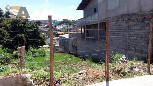 Terreno Comercial Em Vila Júlia  -  Poá - 925