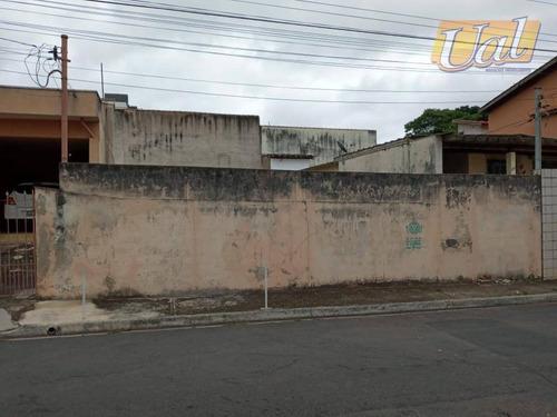 Imagem 1 de 2 de Terreno À Venda, 250 M² Por R$ 215.000,00 - Jardim Imperial - Atibaia/sp - Te1374