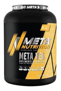 Proteina Meta Nutrition Meta Veg 5 Lb Sabor Vainilla
