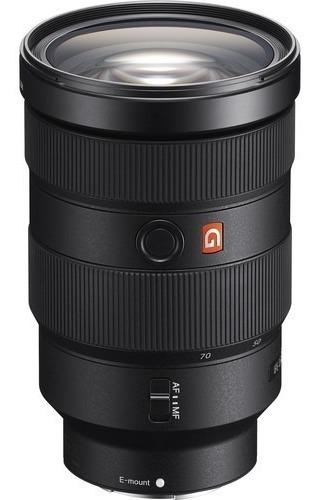 Lente Sony Fe 24-70mm F/2.8 Gm - Sel2470gm - Loja Platinu*
