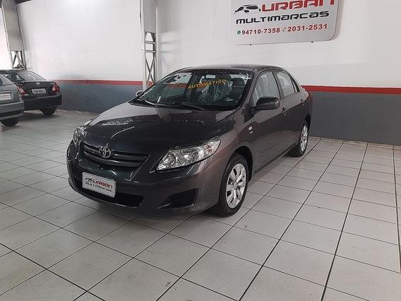 Toyota Corolla 1.6 Xli 16v 2009