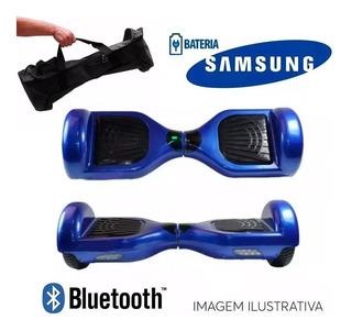 Hoverboard Smart Bluetooth Bateria Samsung Tipo Segway