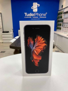 Caixa Usado Impecável iPhone 6s 32gb Space Gray