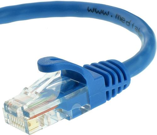 Cable Red Internet 5 Metros Rj45 Categoria 5e