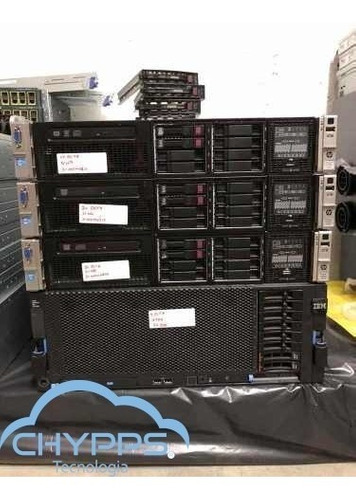 Servidor Hp Dl380p Gen8  Dual Intel Xeon E5-2670  64gb Ram