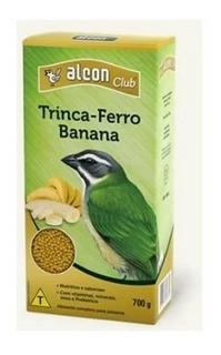 Ração Alcon Club Para Trinca Ferro Banana 700g