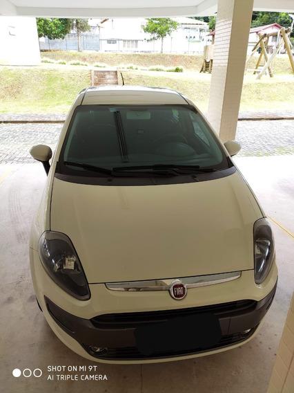 Fiat Punto 1.6 16v Essence Flex 5p 2015