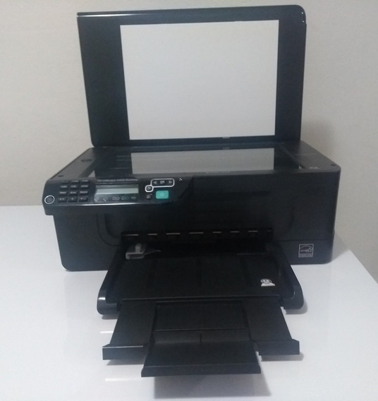 Impressora Hp Officejet 4500 Desktop Bivolt Frete Grátis