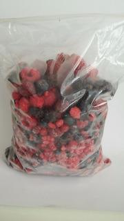 Mix De Frutos Rojos Iqf Exelente Calidad!! Congelados 1kg
