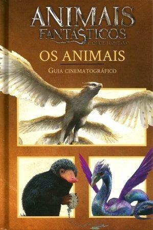 Animais Fantásticos E Onde Habitam - Guia Cinematográfico #