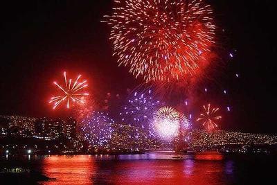 Pasajes Año Nuevo En El Mar