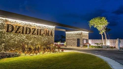 Excelentes Lotes Residenciales Dzidzilha Al Norte Con Financiamiento