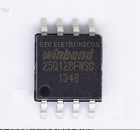 Original Eprom W25q128fw 1.8v Spi Falsh Soic-8 209mil