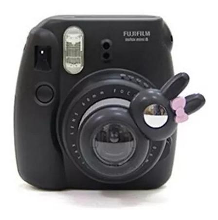 Lente Coelho Preto P/ Selfie Para Fujifilm Instax Mini 7s/8