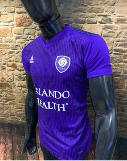 Camisa Orlando City - Uniforme 1 - 2019/20 - Personalize