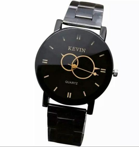 Promoção Relógio Feminino Luxo Aço Inox Com Estojo Barato