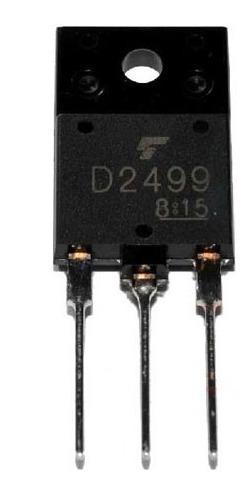 2sd2499 Original Pcte Com 20 Unid