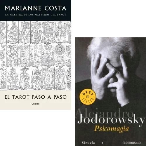 Tarot Paso A Paso + Psicomagia - Jodorowsky + M. Costa