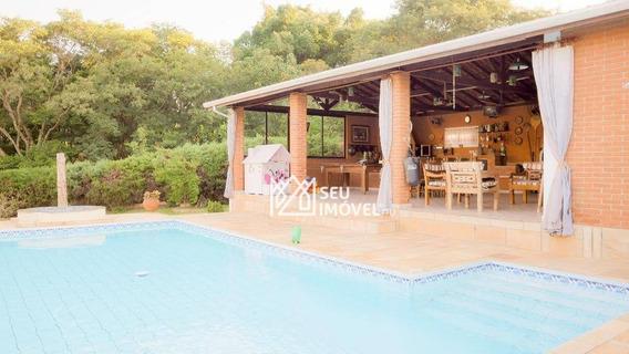 Casa Residencial Para Venda, Condomínio Monte Belo, Salto - Ca1476. - Ca1476