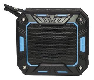 Parlante Inalambrico Ackson 5w Manos Libres Bluetooth Azul