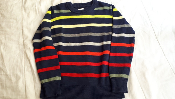 *gap* Sweater Para Niño Talla 6 Seminuevo