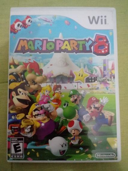 Mario Party 8 - Nintendo Wii