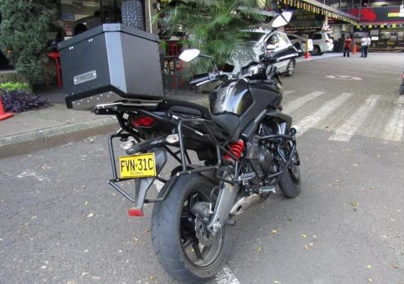 2014 Kawasaki Versys Versys 1000