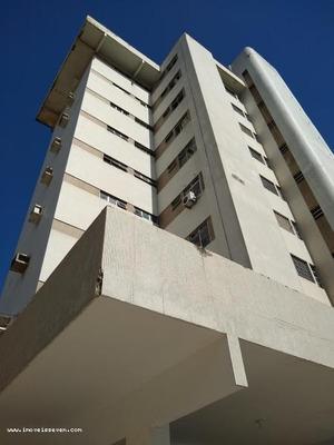 Apartamento Para Venda Em Natal, Tirol, 3 Dormitórios, 1 Suíte, 3 Banheiros, 2 Vagas - 1118554