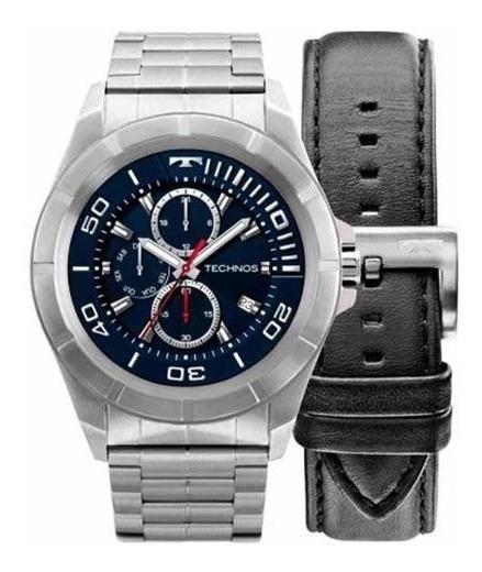 Relógio Technos Masculino Connect Skytech Sraa/1p
