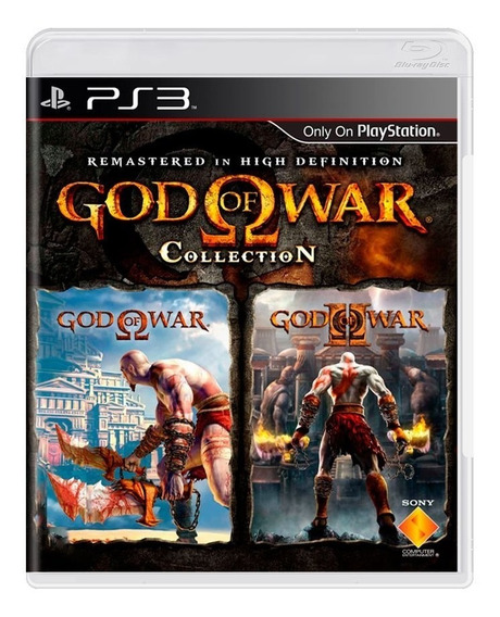 Game - God Of War Collection - Ps3
