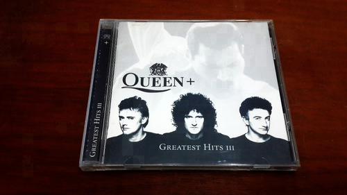 Cd Queen - Greatest Hits 3 (1999) Usa R10