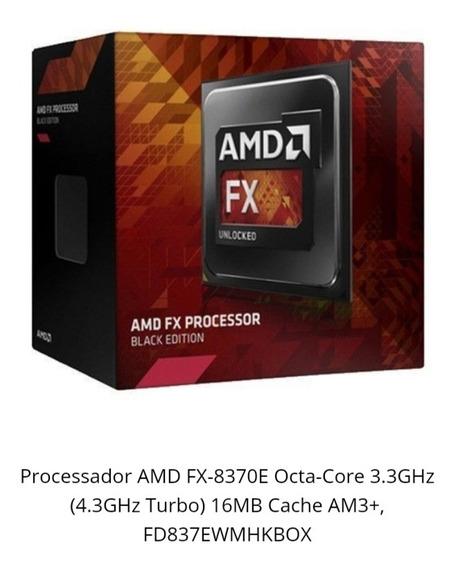 Processador Amd Fx 8370e 100%