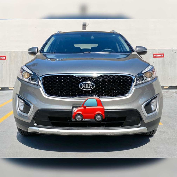 Kia Sorento 2018 3.4 3.3l Ex Pack At