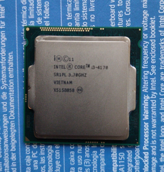 Intel I3 4170 3.7 Ghz Lga 1150