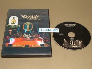 Intocable Intimamente En Vivo Live 2007 Emi Dvd