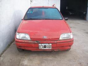 Ford Fiesta Diesel Buena Mecanica Oportunidad