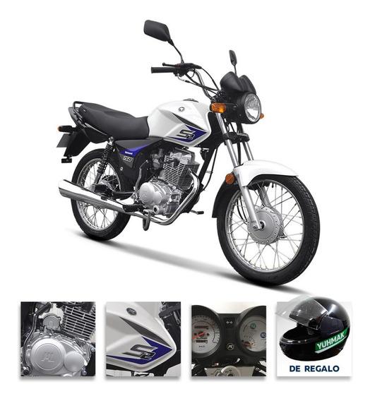 Moto Motomel Cg 150 S2 - 2019 - 0km - Yuhmak Nº1 En Ventas