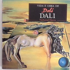 Livro Vida E Obra De Dali