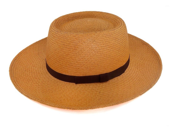 Sombrero Lagomarsino Pampa Panamá Ala 8 Calidad Crespo